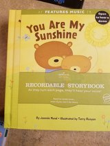 NEW you are my sunshine recordable book in Watertown, New York