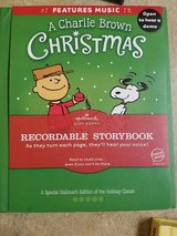 NEW A Charlie Brown Christmas recordable book in Watertown, New York