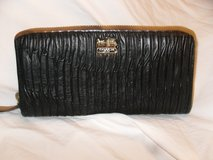 Coach Black Wallet in Tinley Park, Illinois