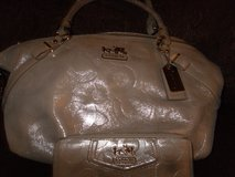 Coach Vintage Designer Purse and Wallet in Tinley Park, Illinois