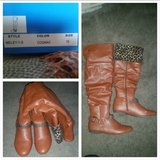 Shiekh Women's Boots Sz.10 in Travis AFB, California