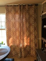 New curtains in Hinesville, Georgia