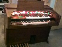 Lowrey HR-10 standalone analog electric organ, works in Tacoma, Washington