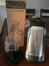 Pampered Chef Microplane Adjustable Grater in Fort Campbell, Kentucky