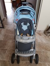 GRACO Smooth Ride stroller in Bolingbrook, Illinois