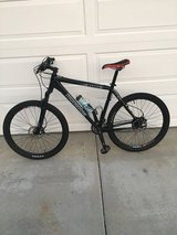 Mountain bike mongoose Tyax Super in Camp Pendleton, California