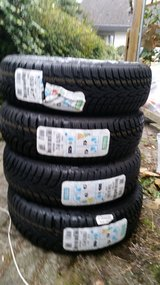 4x New Snow tires Nokian 155/70 R13 75T W+ in Ramstein, Germany