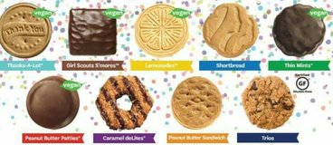 Girl Scout Cookies for Sale in Fairfield, California