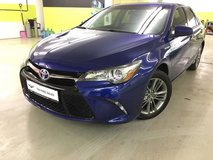 US Spec - 2016 Toyota Camry Hybrid SE - 2.5L 4cyl, Automatic in Aviano, IT