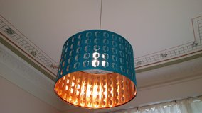 Ikea brand Chandelier with cord, cover and long life bulb in Wiesbaden, GE
