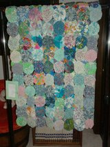 VINTAGE - YO YO QUILT RUNNER in Glendale Heights, Illinois