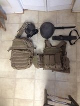 Plate carrier and more in Alexandria, Louisiana