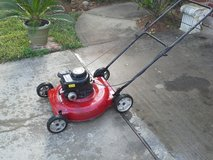 "Simple, Efficient 22"" mower in Cleveland, Texas"