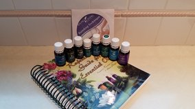 Young Living Raindrop oils and DVD in Morris, Illinois