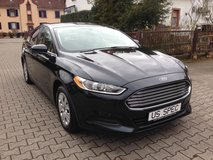 Ford Fusion S - MY 2014 - US Spec in Wiesbaden, GE