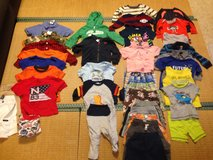 12 months / 18 months BOYS clothes lot in Okinawa, Japan