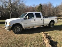 2003 Ford F-250 w/gooseneck in Little Rock, Arkansas