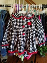 Like New! Girls Dress Coat, Size 4T in Fort Campbell, Kentucky
