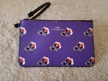 Coach wristlet - NEW in Naperville, Illinois
