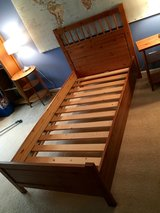 Twin bed frame in Bolingbrook, Illinois