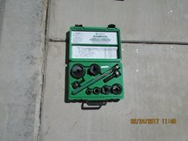 Greenlee 7238SB Knockout Punch Set in Alamogordo, New Mexico