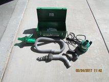 Greenlee 591 Portable Fish Tape Blower System in Alamogordo, New Mexico