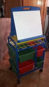 Kids easel ,arts and craft storage unit in Alamogordo, New Mexico