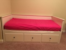 Twin Storage Bed--- converts to full size! in Fort Lewis, Washington