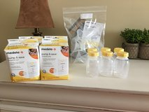 MEDELA BREAST PUMP ACCESSORIES in Columbus, Georgia