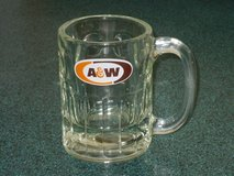 A&W mug in Chicago, Illinois