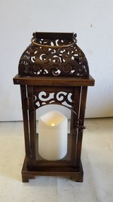 Kirkland's Lantern With Flameless Candle in Cleveland, Texas