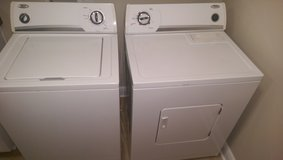 Whirlpool Washer and Dryer set in Dothan, Alabama