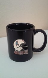 Houston Oilers Coffee Cup in 3D in Conroe, Texas