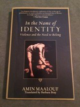 In the Name of Identity - Amin Maalouf in Tampa, Florida