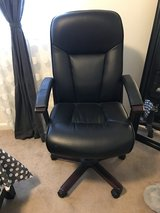 Leather Desk Chair in Fairfield, California