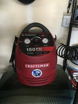 Craftsman Air Compressor in Travis AFB, California