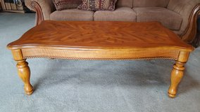Coffee table, end table, lamp in Bolingbrook, Illinois