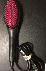 Simply Straight Ceramic Straightening Power Brush Seen on TV. in Bolingbrook, Illinois
