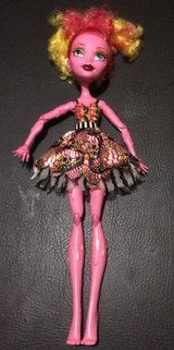 Monster High Freak du Chic Gooliope Jellington Doll 17 inch Tall in Lockport, Illinois