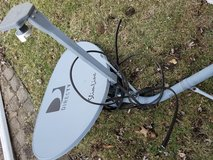 Direct tv satellite dish in Bolingbrook, Illinois
