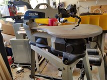 Delta Scroll Saw with Stand in Alamogordo, New Mexico