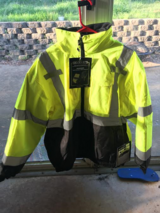 L Safety Jacket in Columbus, Georgia