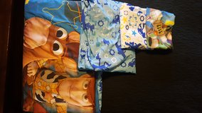 Toy story toddler bedding in Fort Irwin, California
