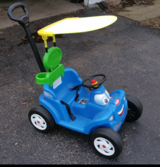 Little Tikes Deluxe 2 in 1 Cozy Roadster in Bolingbrook, Illinois