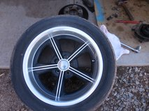 FOUR FALKEN 235/50ZR17 USED TIRES [ONLY] , SPEED RATED 96W in Alamogordo, New Mexico
