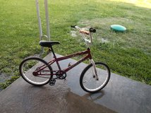 """Boy's 20"""" Huffy Bicycle Great Bike for first time riders real tough rides great in Baytown, Texas"""