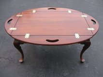 Coffee Table/Butler Table in Bolingbrook, Illinois