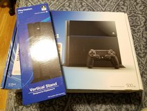 Original PS4 500GB with Vertical Stand in Fort Leonard Wood, Missouri