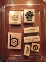 "Stampin' Up! ""Party Hearty"" Stamp Set in Kingwood, Texas"