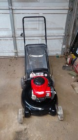 5.5hp 21 inch mower with bag in Alamogordo, New Mexico